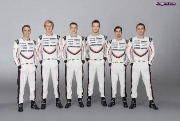 WEC – Présentation de la nouvelle Porsche 919 Hybrid et de l'équipe à Monza le 31 mars 2017 à 14h00