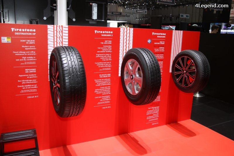 gen ve 2017 nouvelle gamme de pneus firestone. Black Bedroom Furniture Sets. Home Design Ideas