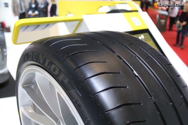 gen ve 2017 nouveau pneu dunlop sport maxx race 2 homologu pour la nouvelle porsche 911 gt3. Black Bedroom Furniture Sets. Home Design Ideas