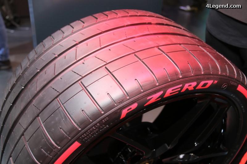 Le Magazine Evo a élu le pneu Pirelli P Zero comme étant le plus performant