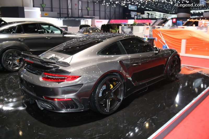 gen ve 2017 porsche 911 stinger gtr special carbon. Black Bedroom Furniture Sets. Home Design Ideas