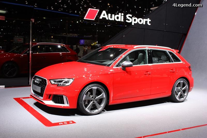 Gen 232 Ve 2017 Quand Audi Sport Voit Rouge 4legend Com