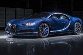 Bugatti présente sa 250ème Chiron au salon de Genève 2017 – Un modèle unique
