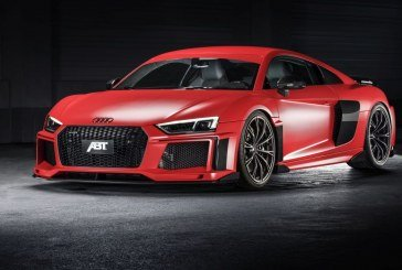 ABT R8 – Une Audi R8 V10 plus bodybuildée de 630 ch