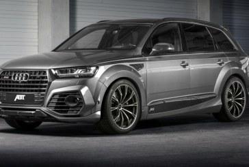 ABT SQ7 – Le SUV sportif d'Audi développant 520 ch