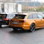 Légère baisse des ventes Audi en février 2017