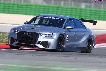TCR – Une grande demande internationale pour l'Audi RS 3 LMS