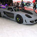Genève 2017 – Gemballa Mirage GT Carbon Edition sur base de Porsche Carrera GT