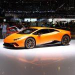 Genève 2017 – Lamborghini Huracán Performante : Sculptée par le vent