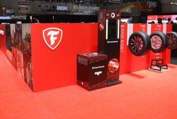 Genève 2017 – Nouvelle gamme de pneus Firestone