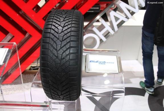 Genève 2017 – Nouveau pneu hiver Yokohama BluEarth WINTER V905 pour voitures et SUV