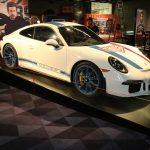 Genève 2017 – Porsche 911 R aux couleurs de Heuer