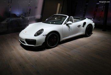 Genève 2017 – Porsche 911 Turbo S Cabriolet par Porsche Exclusive Manufaktur