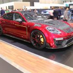 Genève 2017 – Porsche Panamera Turbo en fibre de carbone personnalisée par Mansory