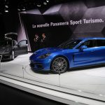 Genève 2017 – Détails de la Porsche Panamera Sport Turismo