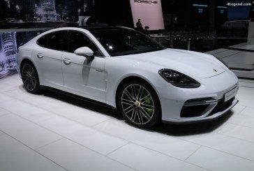 Genève 2017 – Détails de la Porsche Panamera Turbo S E-Hybrid
