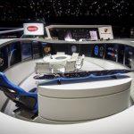 Genève 2017 – Le design du stand Bugatti a été honoré par un prix