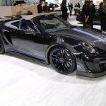 Genève 2017 – Techart GTstreet R Cabriolet & Coupé sur base de Porsche 911 Turbo