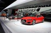 Genève 2017 – quand Audi Sport voit rouge.