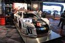Genève 2017 – Audi R8 LMS sur le stand Tag Heuer.