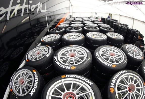 DTM – Une nouvelle génération de pneus de course Hankook pour la saison 2017