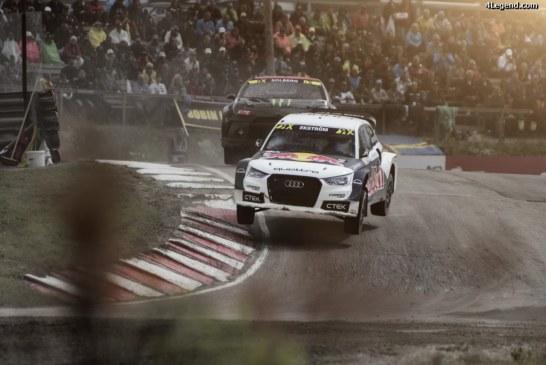 Le champion du monde Mattias Ekström attaque une nouvelle saison avec Audi : DTM et World RX