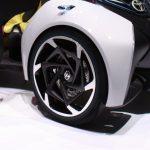 Genève 2017 – Goodyear CityCube : Un pneu concept pour le concept Toyota i-TRIL