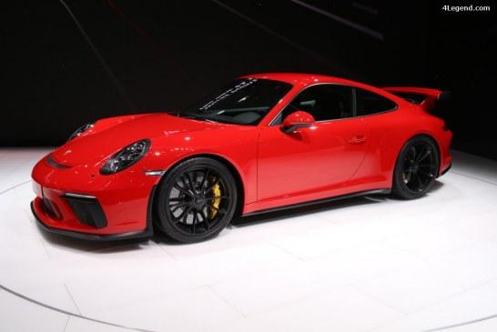 Pneu Michelin Pilot Sport Cup 2 N1 – Du sur-mesure pour la nouvelle Porsche 911 GT3