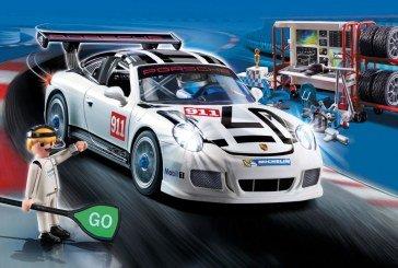 Porsche 911 GT3 Cup de Playmobil (9225) – Une troisième 911 réalisée par Playmobil