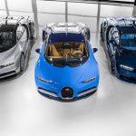 Bugatti livre les premières Chiron à ses clients