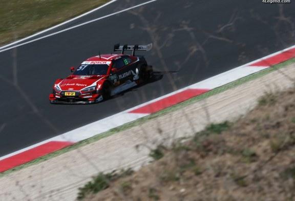 Premiers essais à Vallelunga pour la nouvelle Audi RS 5 DTM