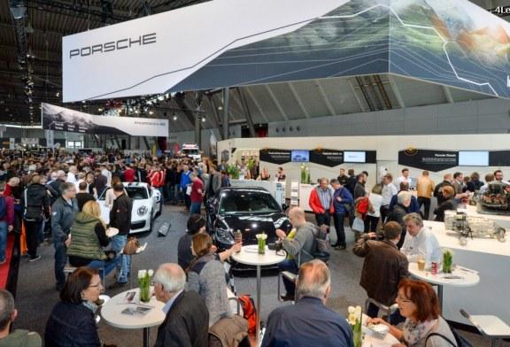 Porsche Museum au salon Retro Classics 2017