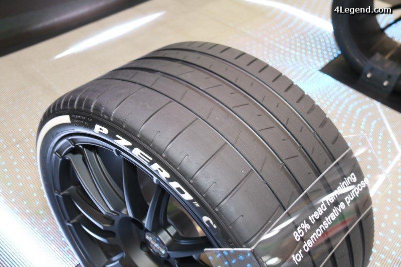 genève 2017 – les pneus pirelli p zero et winter sottozero se