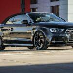 ABT Audi S3 Cabriolet – 400 ch et 500 Nm