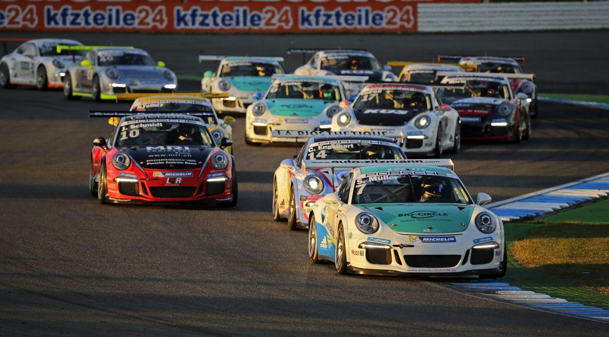 Porsche Carrera Cup Deutschland - Une nouvelle voiture de course et des événements passionnants