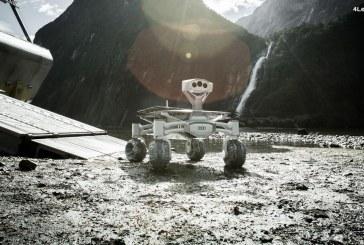 Le rover lunaire Audi lunar quattro mis en avant dans le film «Alien: Covenant»