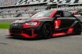 Débuts en course aux USA de l'Audi RS 3 LMS au Pirelli World Challenge