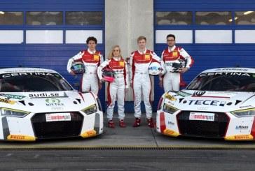 Audi Sport racing academy – Promouvoir les nouveaux talents