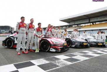 DTM – Audi Motorsport est prêt pour la saison 2017 et une Pit View va être mise en place