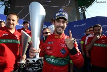 Formula E – Une victoire spectaculaire pour le pilote Audi Lucas di Grassi à Mexico