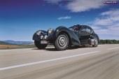 Bugatti Type 57 SC Atlantic – 4 modèles produits il y a 80 ans
