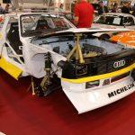 Techno Classica 2017 – Fabrication sur demande d'Audi Sport quattro S1 E2 Replica par Race Car Manufaktur (RCM)