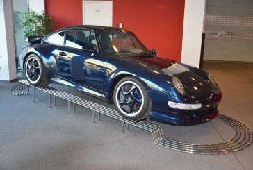 Techno Classica 2017 – Porsche 911 turbo WLS 2 Type 993 de 1998 : The Last Waltz : la dernière Porsche 993 livrée
