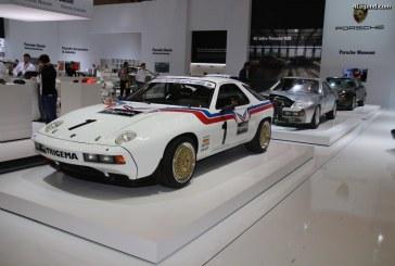 Techno Classica 2017 – Porsche fête les 40 ans de la Porsche 928 en exposant 3 modèles spéciaux
