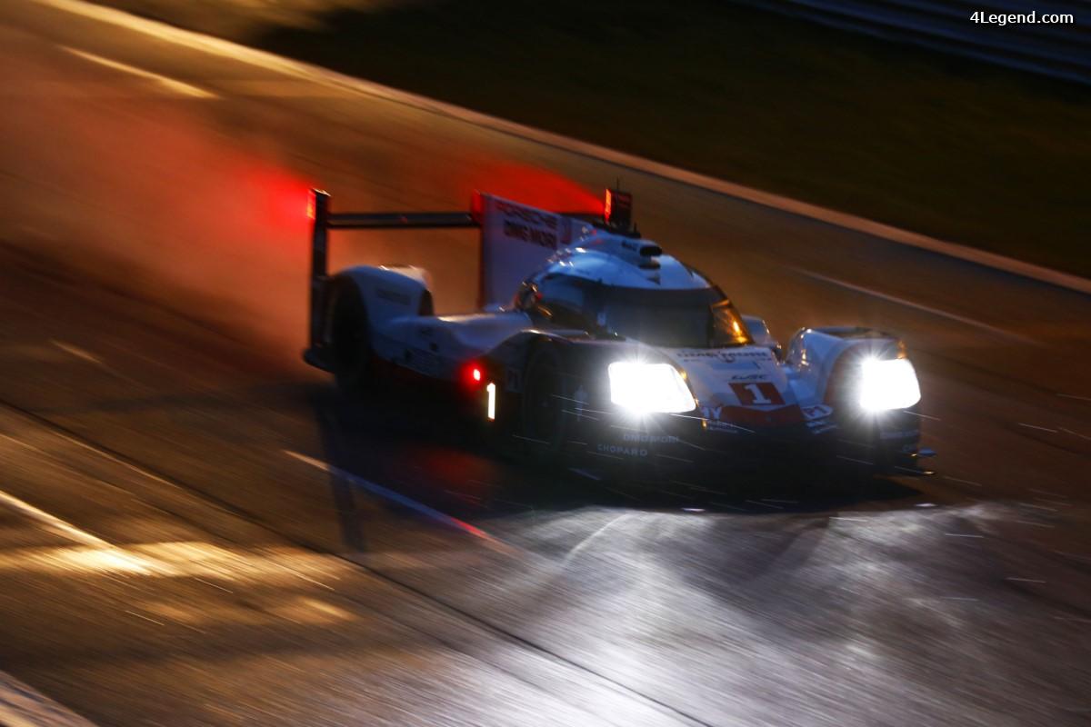 WEC - Un bon début pour les Porsche 919 Hybrid au Prologue de Monza