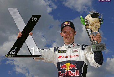 World RX – Une première victoire à Barcelone pour Mattias Ekström avec l'Audi S1 EKS RX quattro