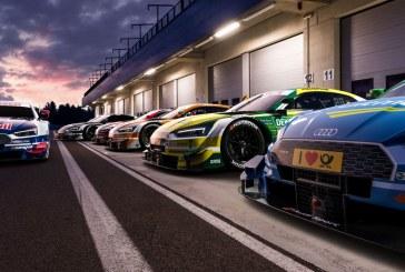 DTM – Nouvelles décorations de toutes les Audi RS 5 DTM