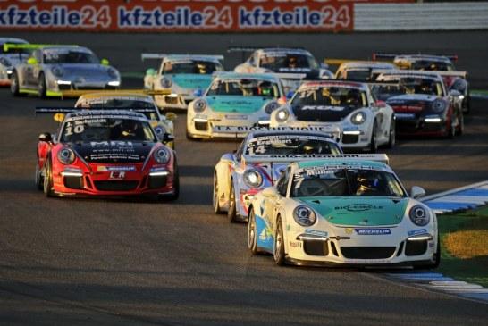 Porsche Carrera Cup Deutschland – Une nouvelle voiture de course et des événements passionnants