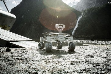 """Le rover lunaire Audi lunar quattro mis en avant dans le film """"Alien: Covenant"""""""