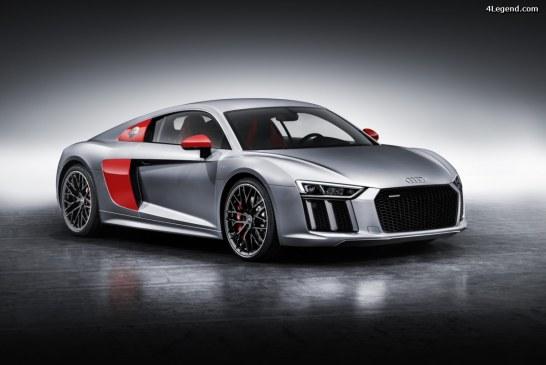 Audi R8 Coupé Edition Audi Sport – Une série limitée à 200 exemplaires